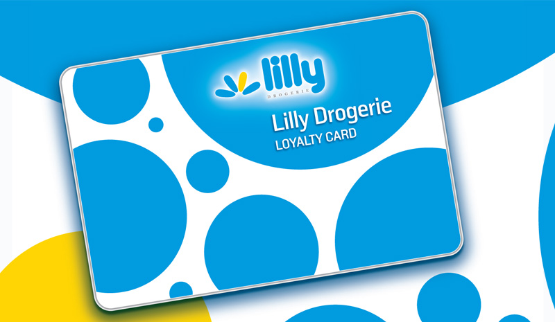 Lilly Drogerie Loyalty kartica