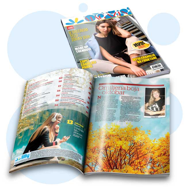 Lilly drogerie magazin