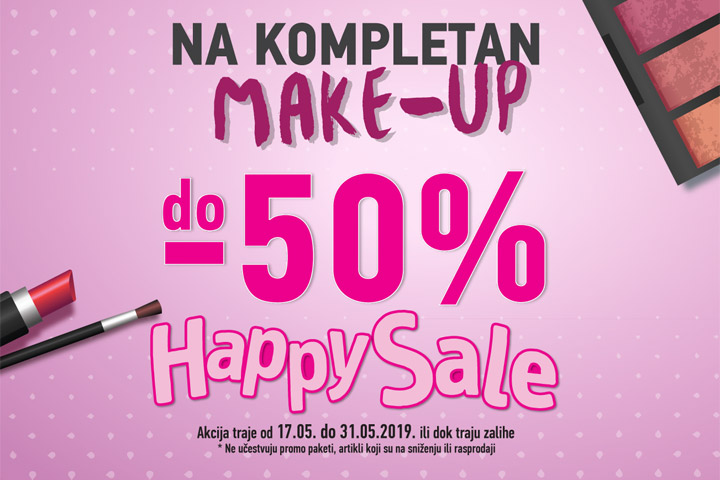 Happy Sale Maj