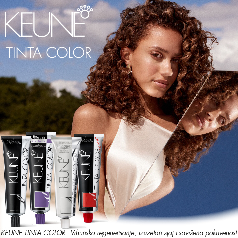 Keune tina color decembar 2020