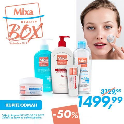 Mixa box sept 2019